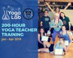 200 Hrs Yoga Lab Yoga Teacher Training Spring 2018