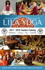 200HR & 300HR Lila Yoga Teaching Training