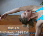 Artemis Massage Studio, Artemis Yoga, Yoga Instuctor Katy Barlow (RYT-500), Thursday lunch hour classes and Wednesday workshops
