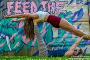 Beginner AcroYoga: Poses and Flows with Meghan Kazanski
