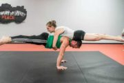 AcroYoga Foundations: Trust, Connection and Weight-sharing with Meghan Kazanski